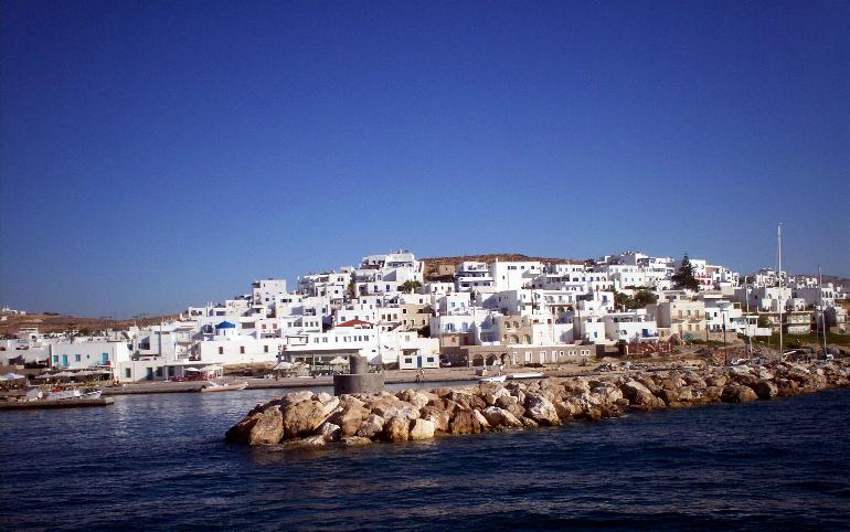 Nauossa, Paros, Cyclades,Greece